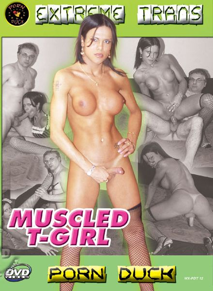 Muscled T-Girl (2008) - TS Gabriella