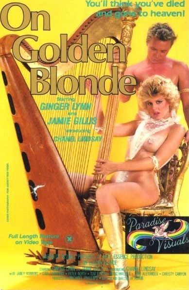 On Golden Blonde (1984) - Ginger Lynn,  Christy Canyon