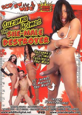 Suzanna Holmes The Shemale Destroyer (2009)