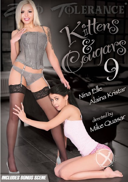 Kittens and Cougars 9 (2015) - Brandy Aniston, Raven Rockette