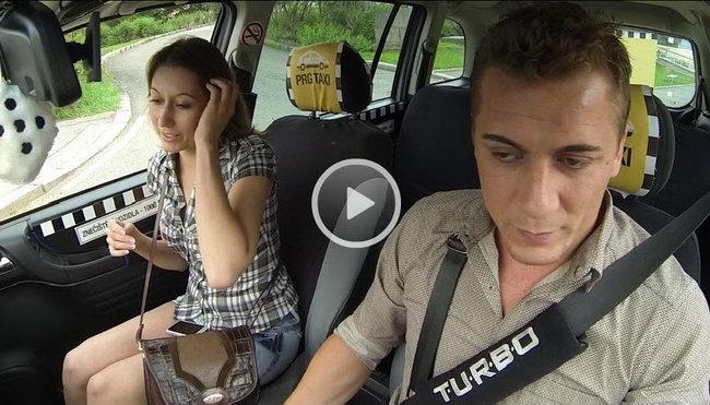 Czech Taxi 14 [CzechTaxi/Czechav] (HD)