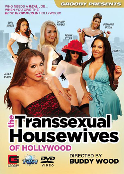 The Transsexual Housewives of Hollywood (2015) - TS Tori Mayes