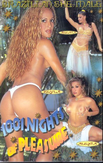 She-Males Hardons - 1001 Nights Of Pleasure (2001)