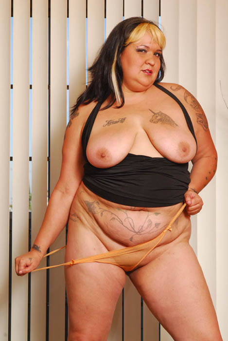 Talissa Brown - BBW Lady