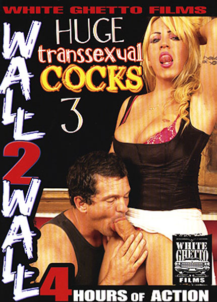 Huge Transsexual Cocks 3 (2009) - TS Alejandra DeLucas