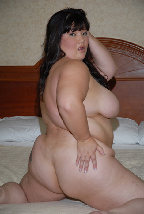Kelly Shabari - BBW Lady