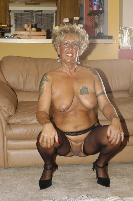 There's a lot of milage on this tanned - Mature, MILFs