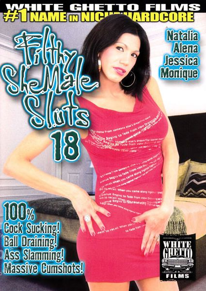 Filthy SheMale Sluts 18 (2015) - TS Monique Lorran