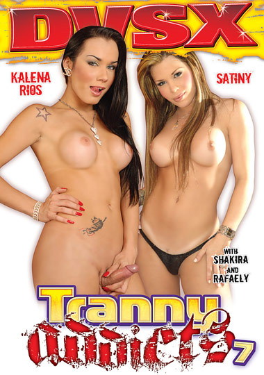 Tranny Addicts 7 (2012) - TS Kalena Rios