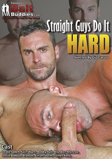 Straight Guys Do It Hard (2015)