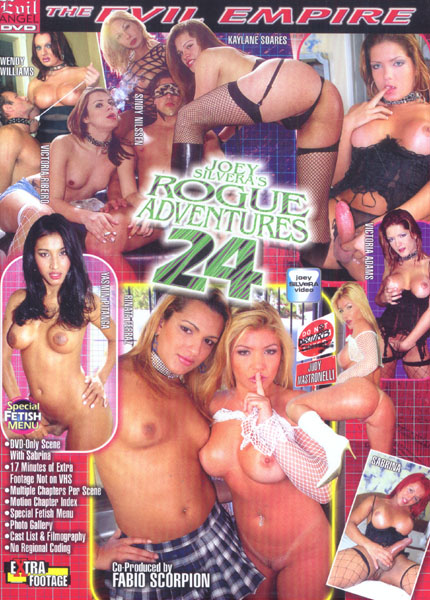 Rogue Adventures 24 (2004) - TS Wendy Williams