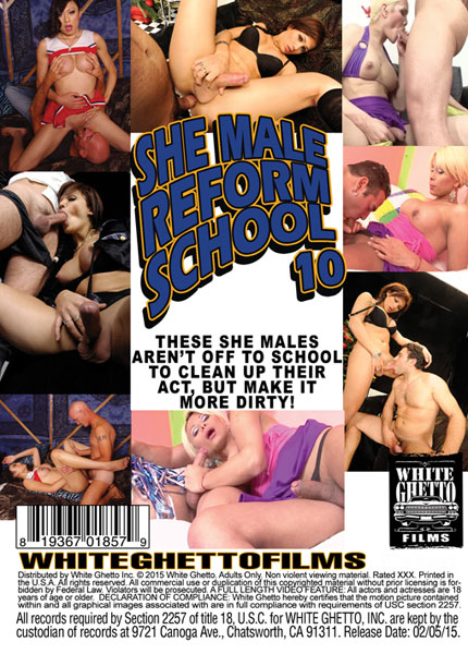 She Male Reform School 10 (2015) - TS Venus Lux