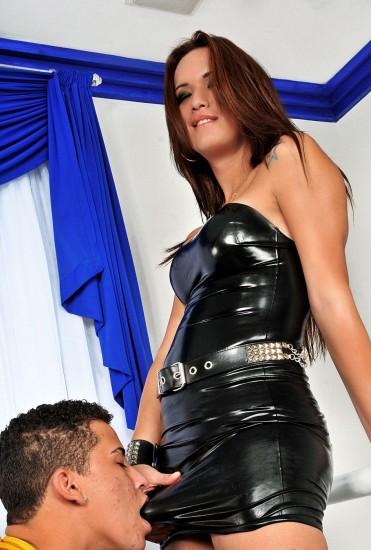 Shemale Mistress Bianka In Control - TS Bianka Nascimento