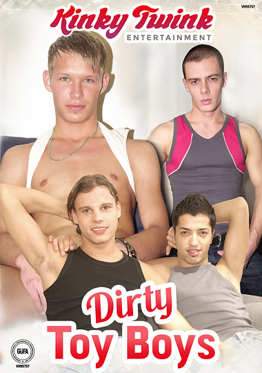 Dirty Toy Boys (2015) - Gay Movies