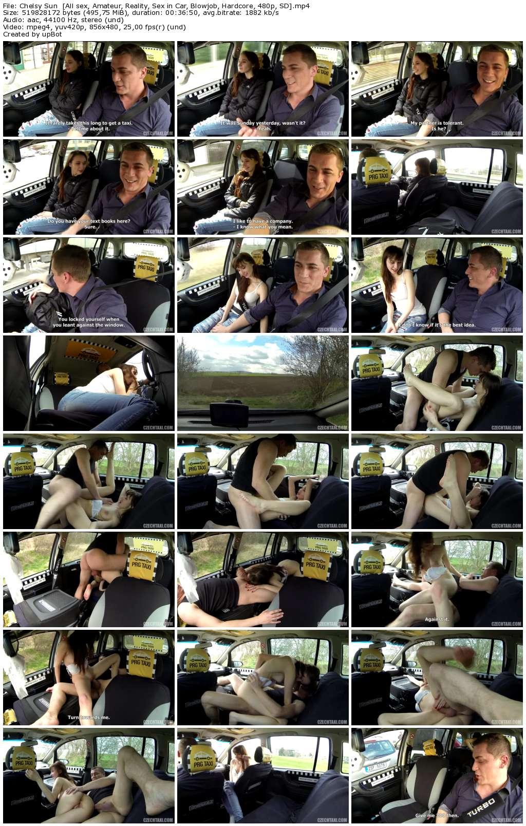 Секс в czech taxi 5 фотография