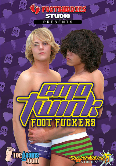 Emo Twink Foot Fuckers (2015) - Gay Movies
