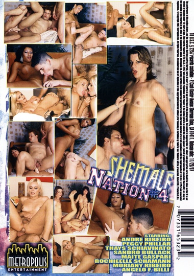 Shemale Nation 4 (2007) - TS Thays Schiarmato