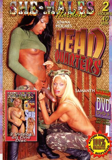 She-Males Hardons - Head Quarters (2001) - TS Joana Holmes