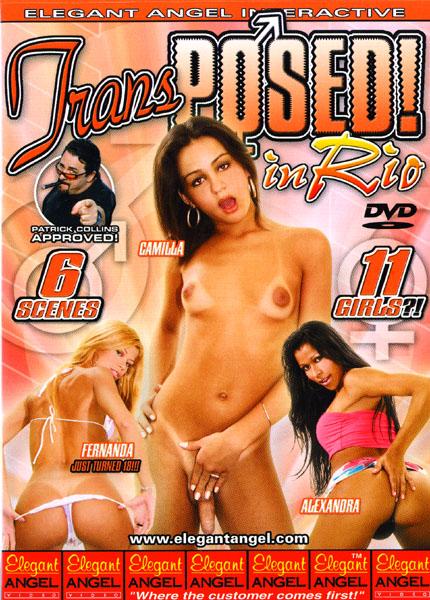 Transposed in Rio (2002) - TS Fernanda Lima
