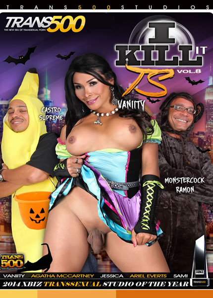 I Kill It TS 8 (2014) - TS Vaniity