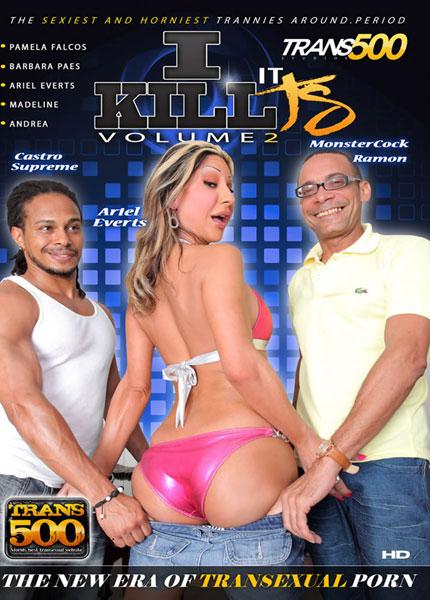 I Kill It TS 2 (2013) - TS Ariel Everts, Castro Supreme