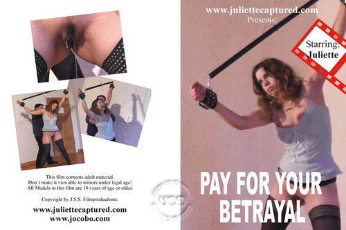Pay For Your Betrayal