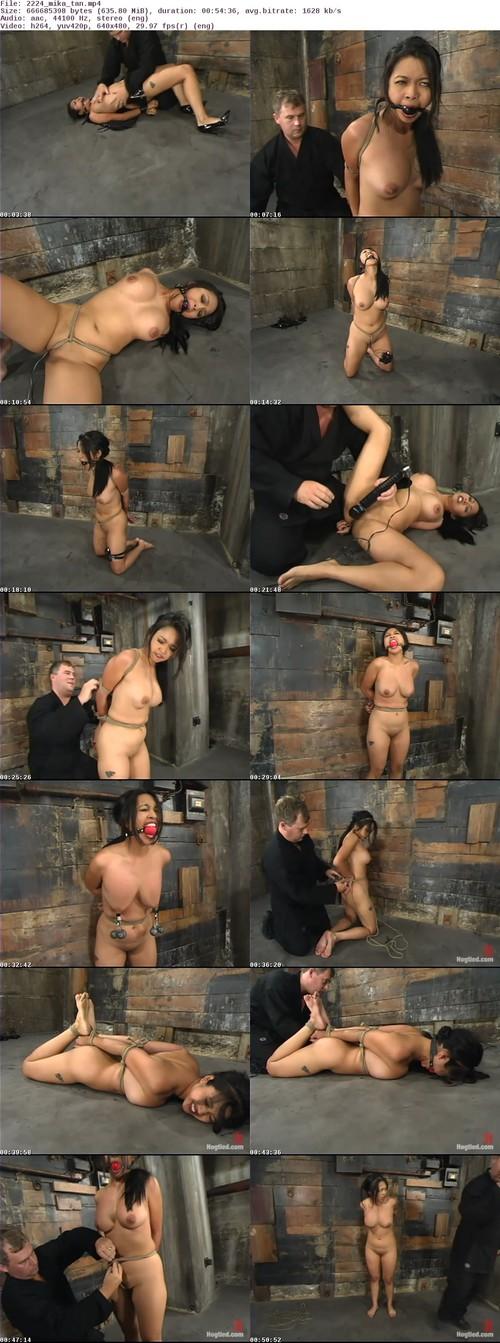 Ist sehr Mika tan bondage videos free