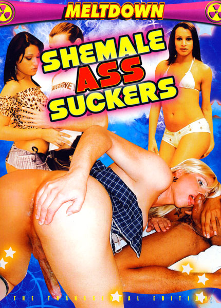 Shemale Ass Suckers (2008) - TS Luana
