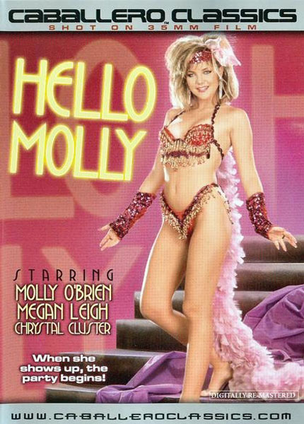 Hello Molly (1989) - Megan Leigh