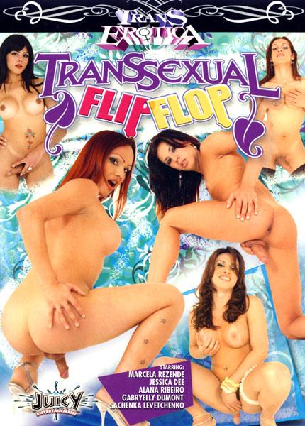 Transsexual Flip Flop (2008) - TS Marcela Rezende