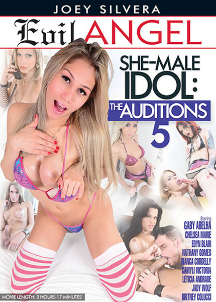 She-Male Idol - The Auditions 5 (2015) - TS Chelsea Marie