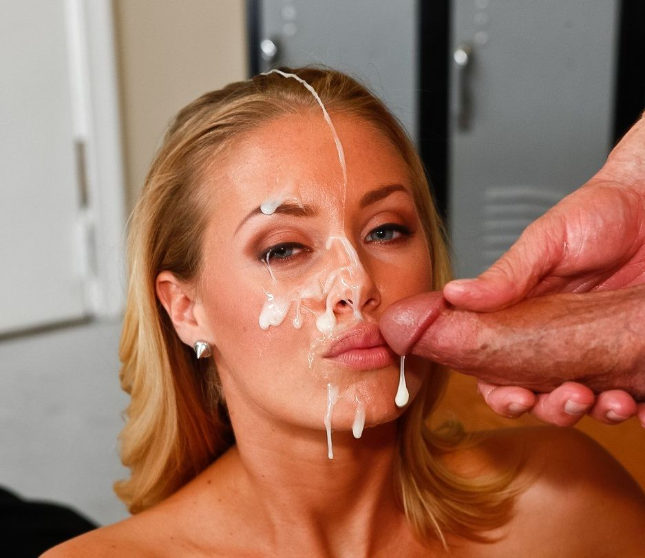 Nicole aniston facial