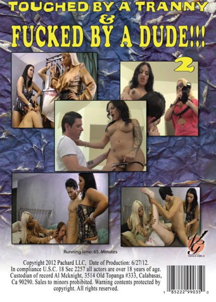 Touched By A Tranny and Fucked By A Dude 2 (2012)