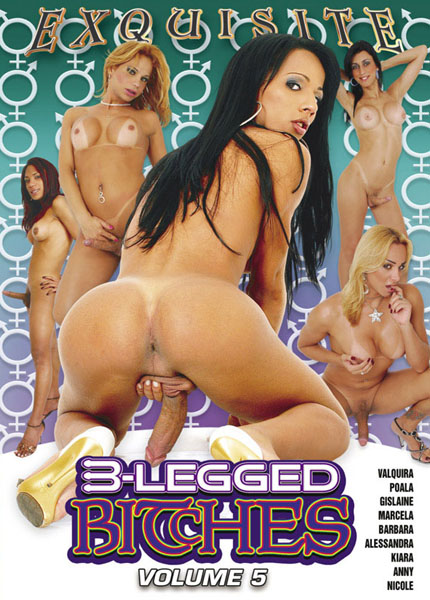 3 Legged Bitches 5 (2009) - TS Monica Mattos