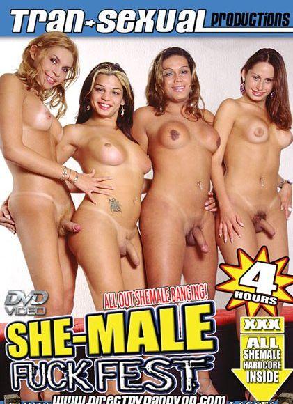 She-Male Fuckfest (2006)
