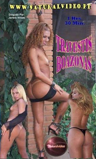 Travestis Boazonas (2007) - TS Daniella Sabattiny
