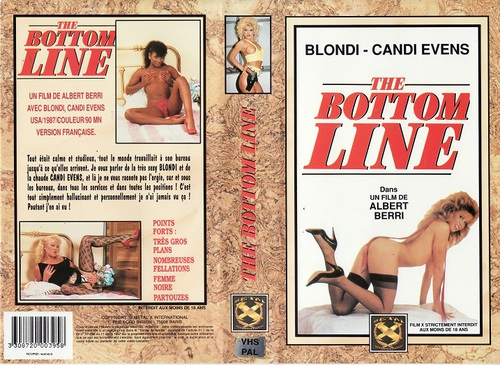 Candie evans the bottom line