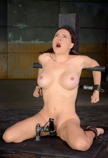 Sexy girl next door Krissy Lynn bound - Bondage, BDSM
