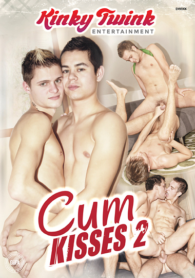 Cum Kisses 2 (2015) - Gay Movies