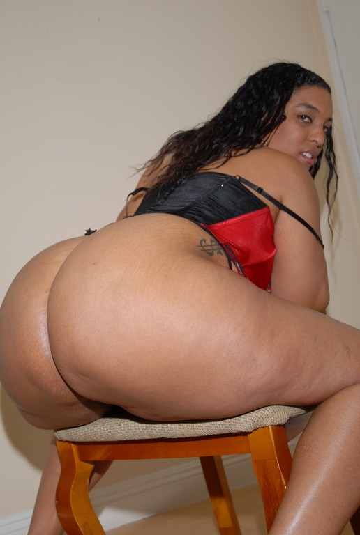Cheyanne Fox's cheeks are is the pair - BBW Lady