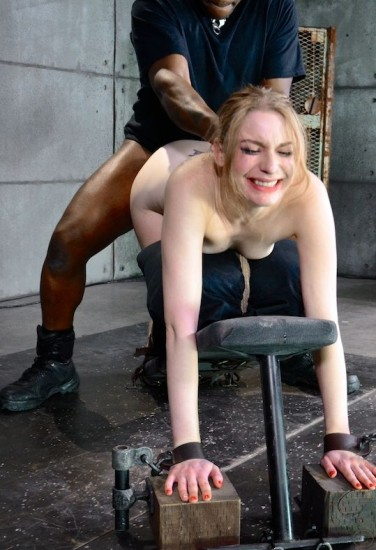 Cherry torn destroys a petite little newbie 2