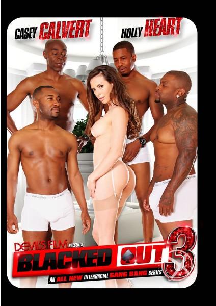 Blacked Out 3 (2015) - Casey Calvert, Holly Heart