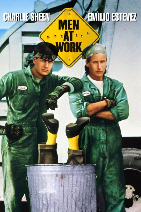Men at Work 1990 720p BluRay x264-PSYCHD