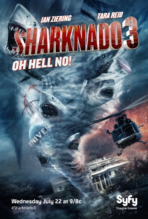 Sharknado 3 Oh Hell No 2015 720p BluRay x264-VETO