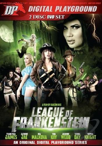 League Of Frankenstein (2015) - Franceska Jaimes