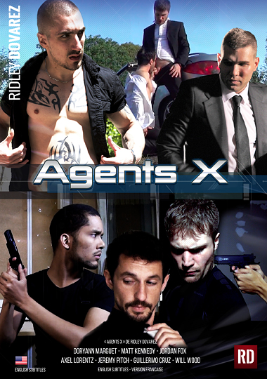Agents X (2015) - Gay Movies