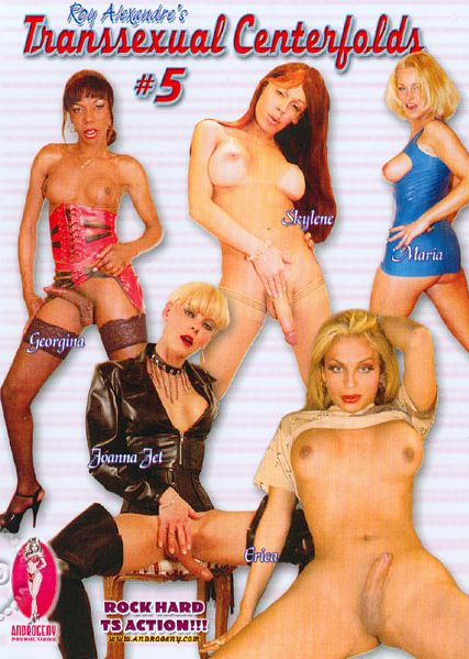Transsexual Centerfolds 5 (2002) - TS Georgina