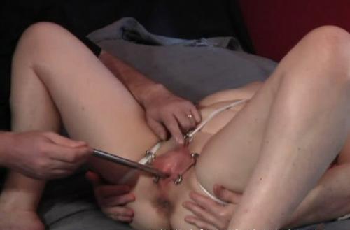 Needle Pain BDSM. Extreme Tit Torture, Pussy Torture, TG ...
