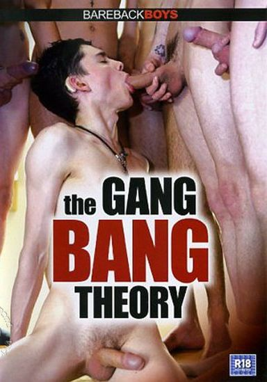 The Gang Bang Theory (2015) - Gay Movies