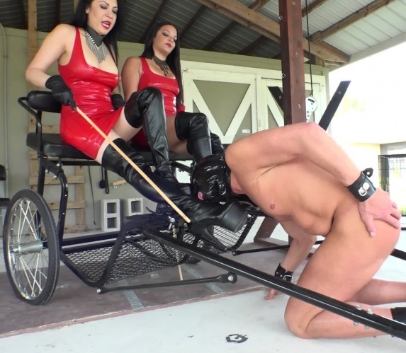Michelle Lacy & Lydia Caning